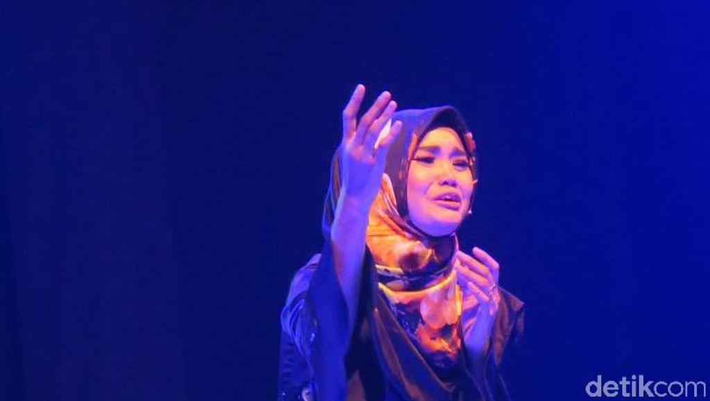 Foto: Aksi 5 Peserta Pertama Audisi 50 Besar Sunsilk Hijab Hunt 2017