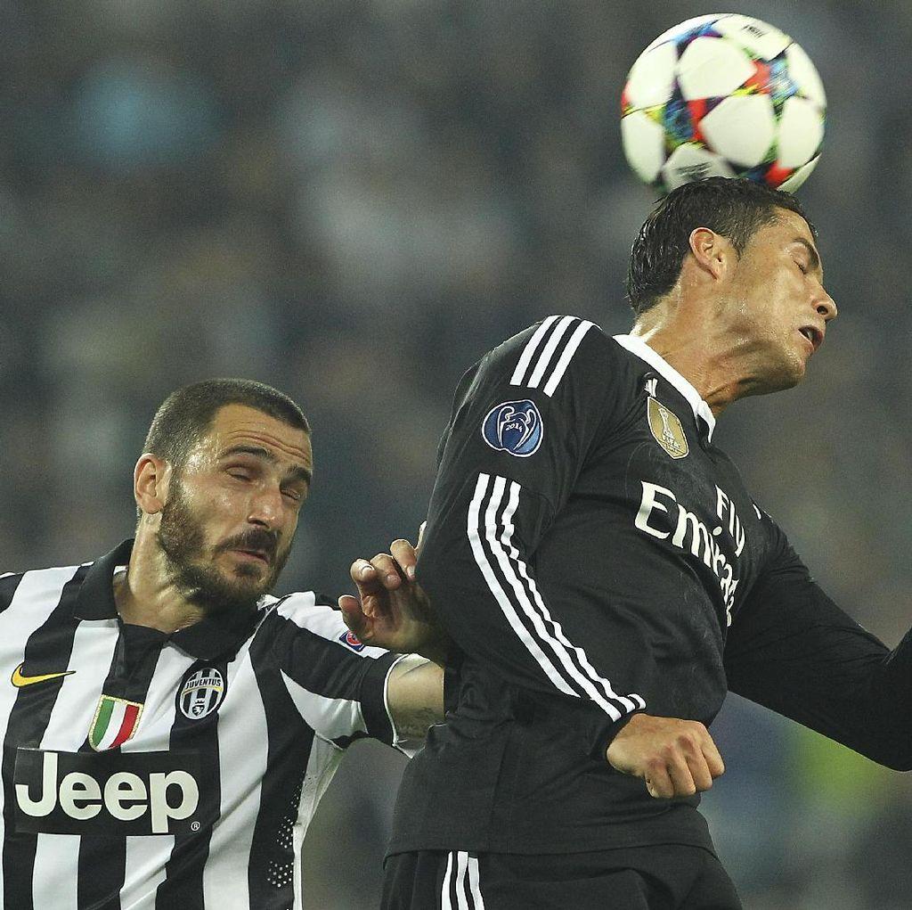 Capello Sebut Madrid Ngeri Lihat Pertahanan Juventus