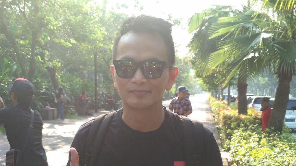 Ikut Aksi Dukung Ahok, Yosi Project Pop: Ini Gambar Nusantara