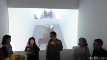 Karya Tintin Wulia Resmi Dibuka di Paviliun Indonesia Venice Art Biennale 2017
