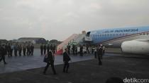 Presiden Jokowi Berangkat ke Beijing Hadiri KTT OBOR