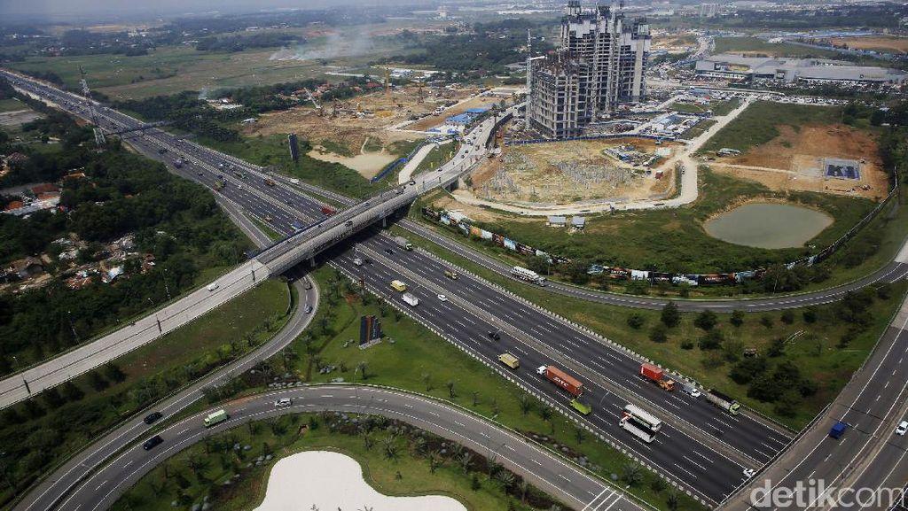 Begini Pembangunan di Kota Baru Meikarta Cikarang