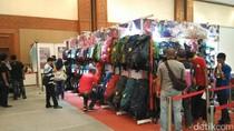 Berburu Tas Outdoor Impor di Indofest 2017, Keren-Keren Lho!