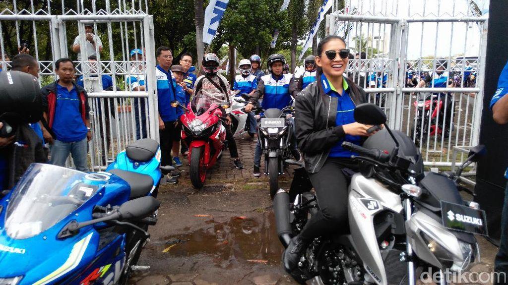 Anindya Puteri Impikan Motor MotoGP