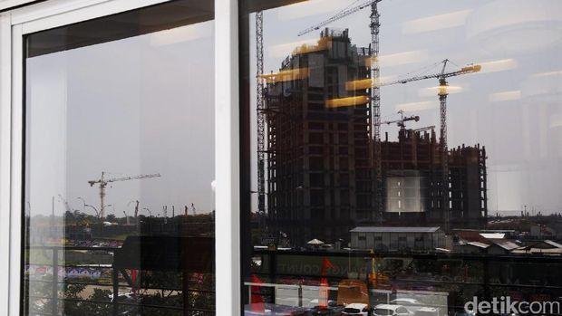 Proyek Lippo Group Kota Baru Meikarta