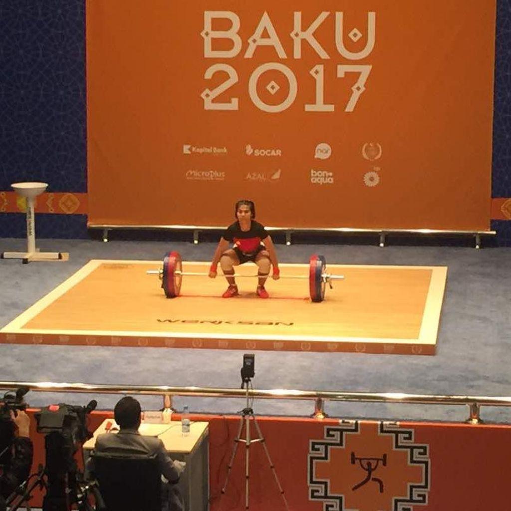 Sri Wahyuni soal Bonus, Olimpiade 2020, dan Rencana Pensiun