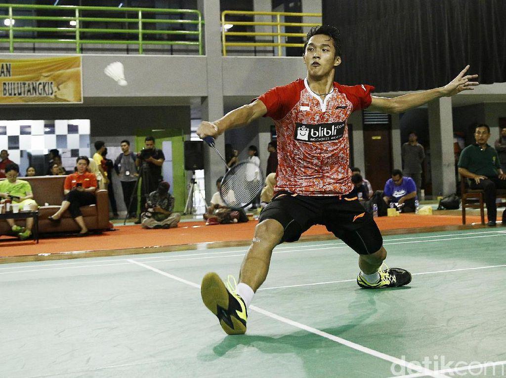 Ini Susunan Tim Indonesia vs India