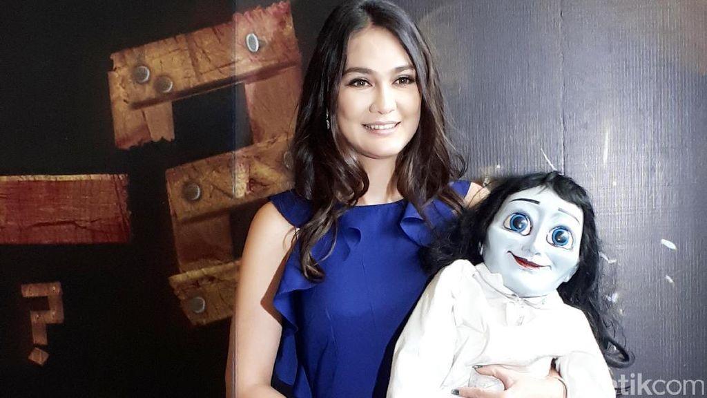 Luna Maya Tak Mau Main Film Bareng Pacar
