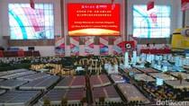 Jalur Sutra China, Infrastruktur, Industri, dan Kota yang Bersiap