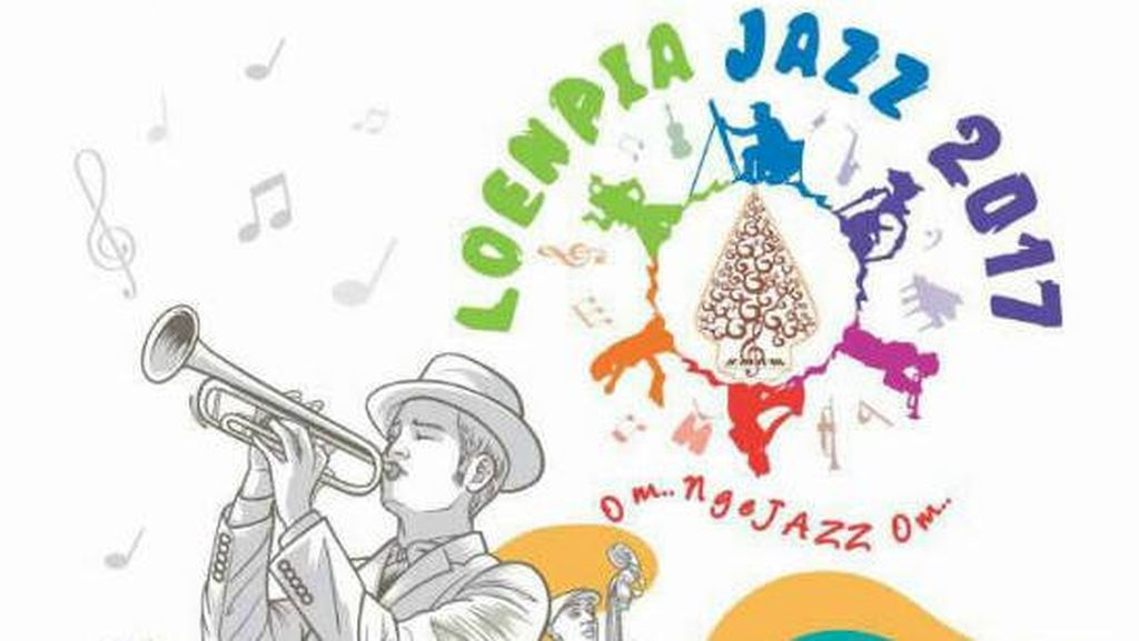 Gratis! Andre Hehanusa hingga Yura Yunita Siap Ramaikan Loenpia Jazz 2017