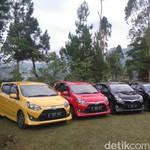 Menguji Performa Si Mungil Toyota Agya di Jalur Pegunungan