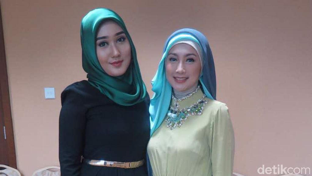 Foto: Cantiknya Desy Ratnasari & Dian Pelangi Jadi Juri Sunsilk Hijab Hunt