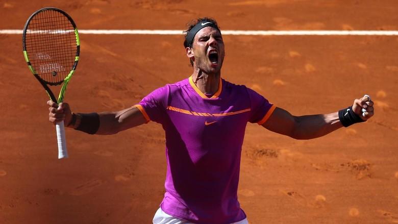 Kalahkan Djokovic, Nadal Melangkah ke Final