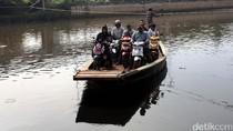 Perahu Eretan untuk Persingkat Waktu