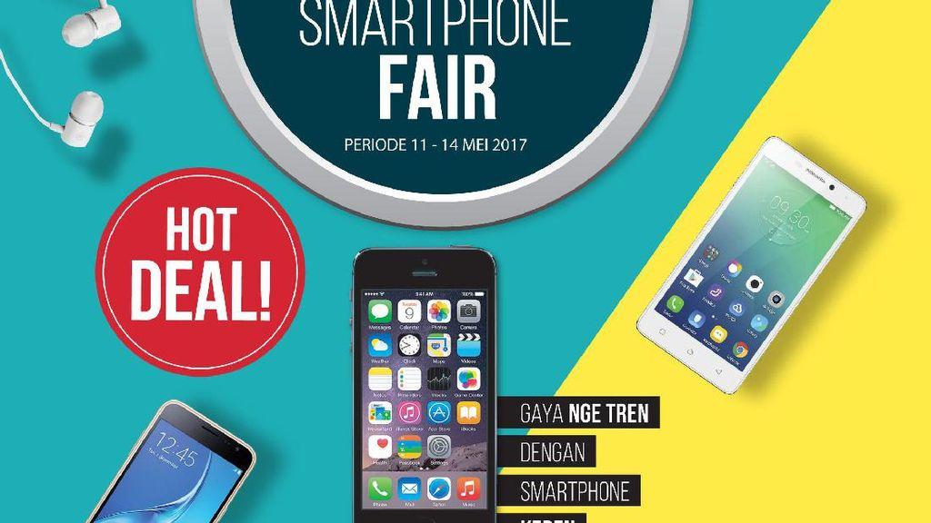 Diskon Spesial Smartphone di Elektronik Akhir Pekan Transmart