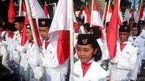 Kemeriahan Kirab Kebangsaan di Bogor