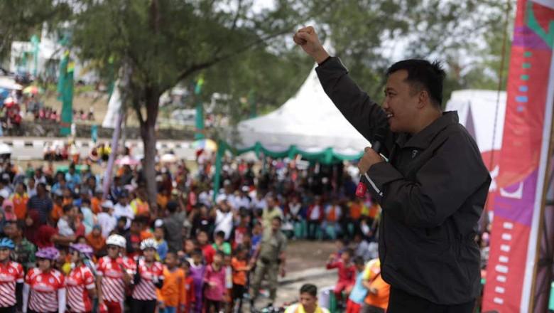 Buka Gowes Pesona Nusantara, Menpora: Bersepeda Yuk!