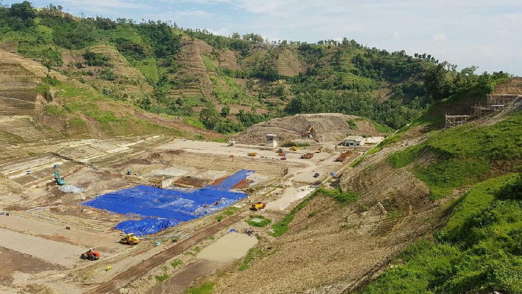 Selain Logung, 4 Bendungan Ini Bakal Dibangun di Jawa Tengah