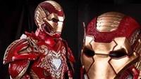 Menebak Sekelumit Cerita Avengers 3 Lewat Kostum Baru Iron Man