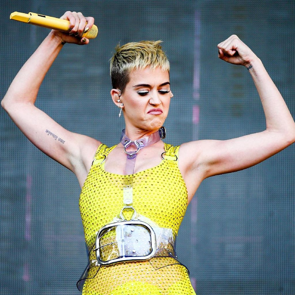 Katy Perry-Calvin Harris Dikabarkan Dekat, Balas Dendam ke Taylor Swift?