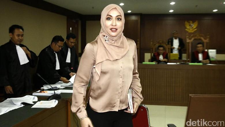 Angie Mengaku Terima USD 2 Ribu dari Pimpinan Komisi X DPR