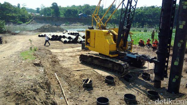 Groundbreaking Jembatan Ngadiluwih