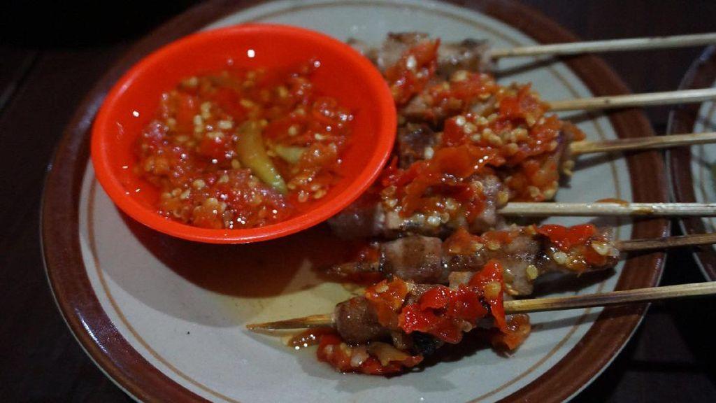 Ini Lho.. Kuliner Sate Taichan Ala Gorontalo