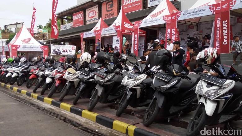 Ada Peningkatan di Ekspor Sepeda Motor