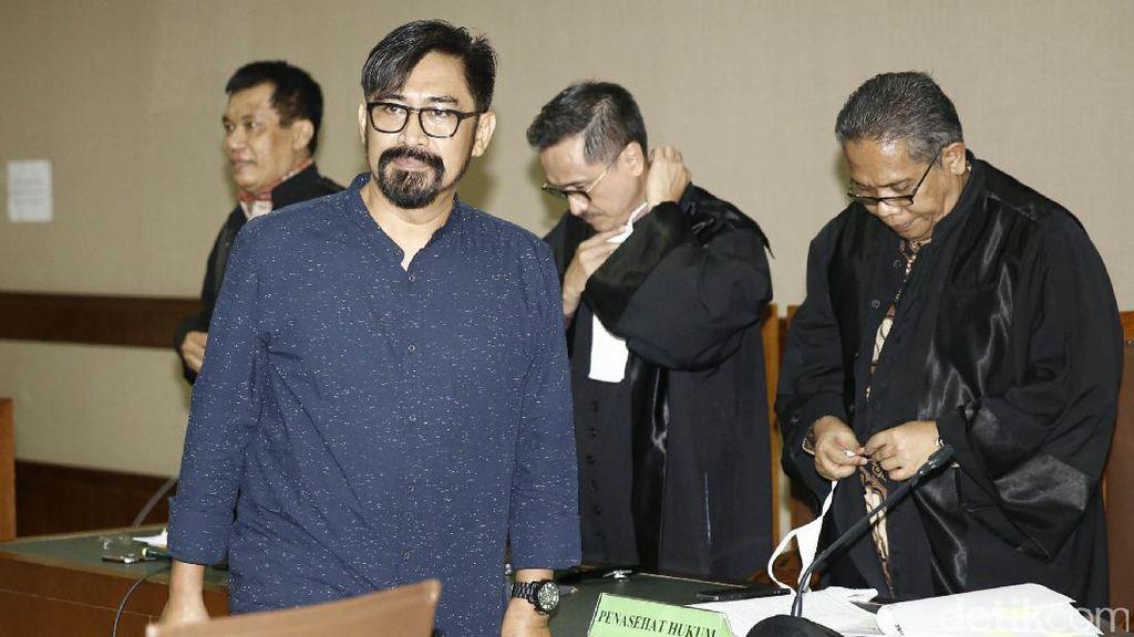 Saksi Ceritakan Momen Pemberian Uang Rp 5 M ke Choel Mallarangeng