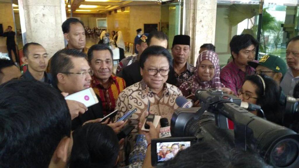 Ketua DPD OSO Bicara soal Potensi Wisata dan Ikan di Kota Luwuk