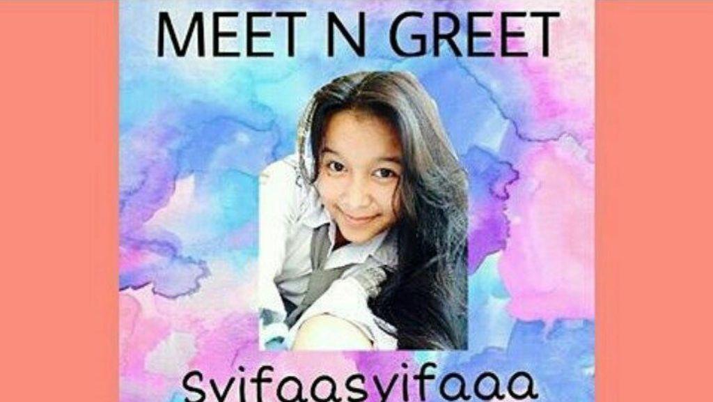 Punya Fans Sampai Gelar Meet & Greet, Adik Ayu Ting Ting Dihujat Sok Ngartis