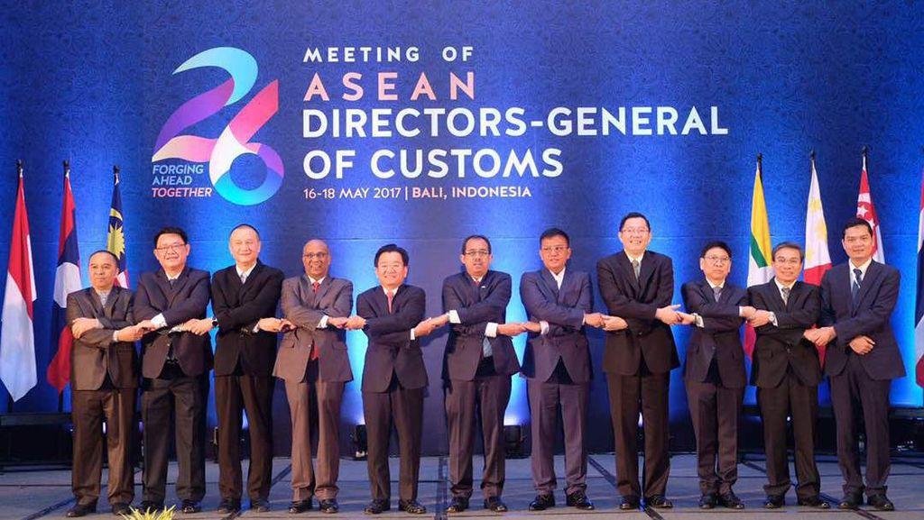 Dirjen Bea Cukai ASEAN Kumpul di Bali