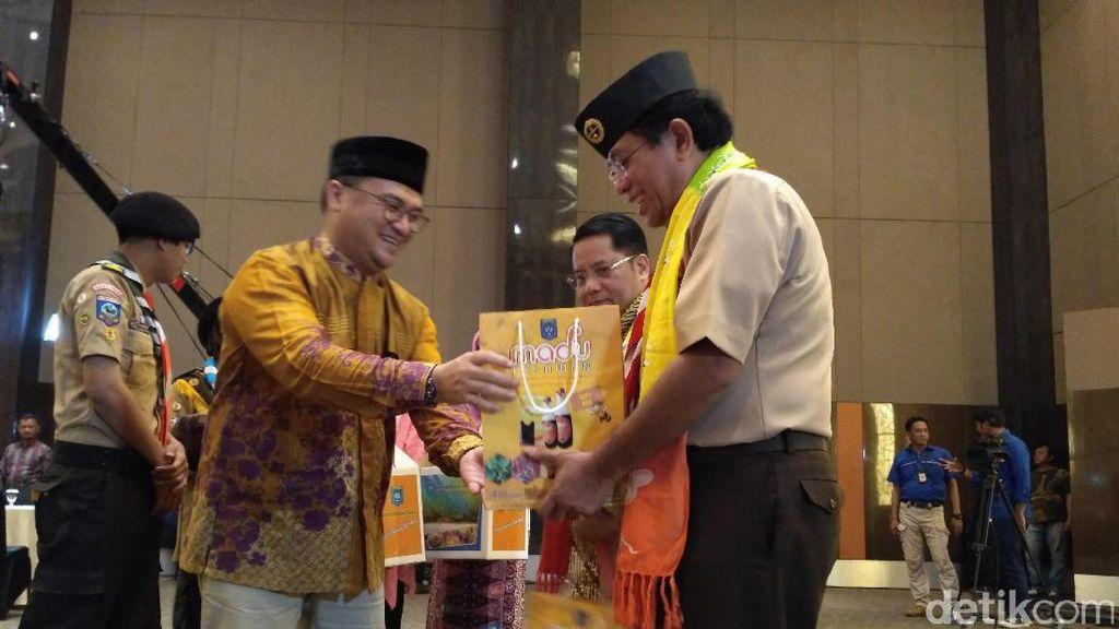 Gubernur: PPNM III Sebagai Wadah Perkenalan Bangka Belitung