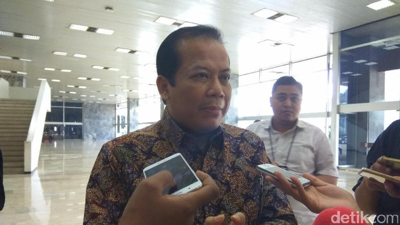 Pimpinan DPR Minta Analisis Baleg soal Pembentukan Pansus Angket KPK