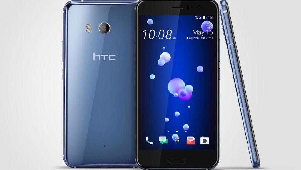 HTC U11 Resmi Meluncur, Apa Fitur Jagoannya?