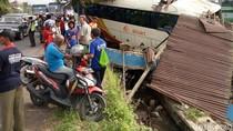 Ini Kronologi Bus Kalisari Tabrak Motor Tewaskan Pasutri di Pasuruan