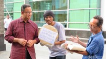 Anies akan Ambil Tanggung Jawab Kelola PDS HB Jassin