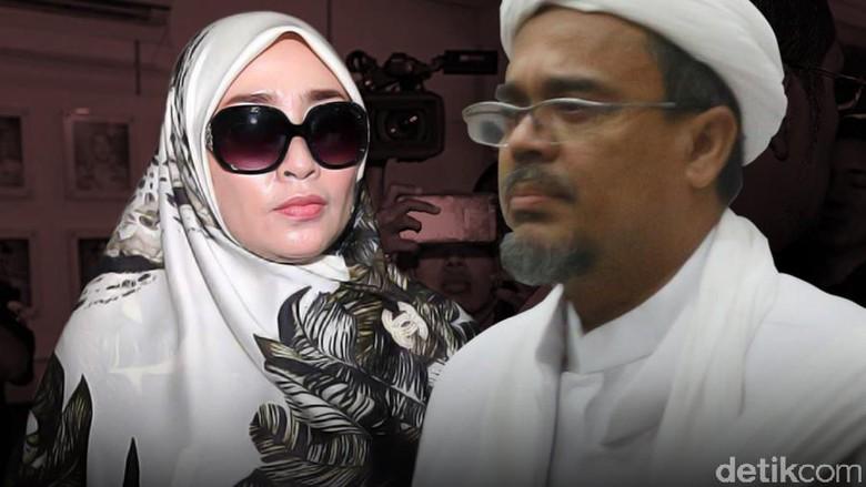 Jadi Tersangka Pornografi, Firza Husein Dijerat Pasal Berlapis