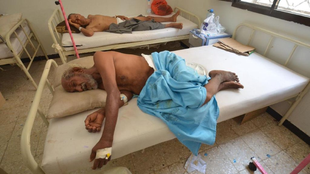 Musim Haji Dibayangi Wabah Kolera di Yaman, Begini Antisipasi Kemenkes