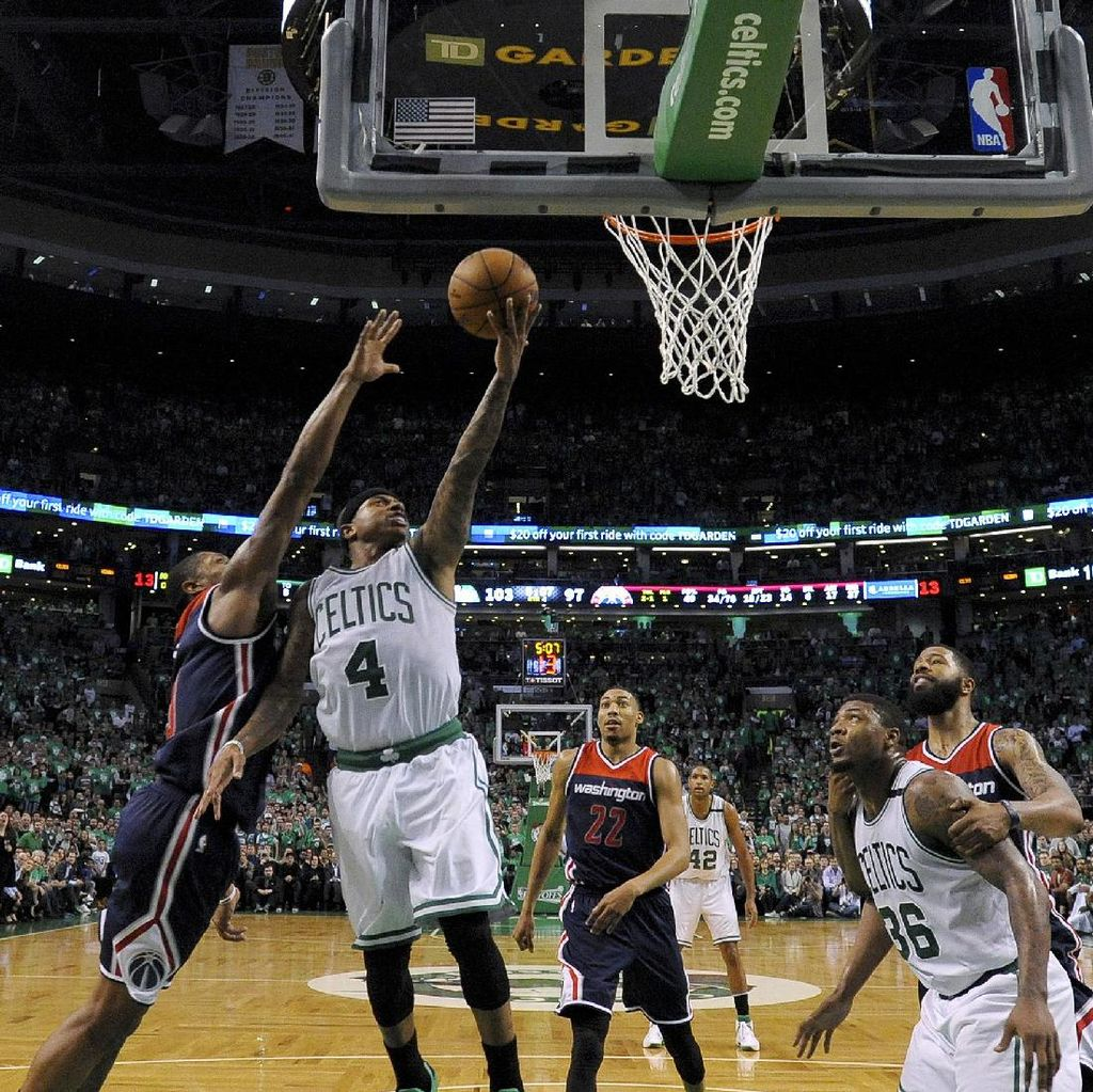 Celtics Jadi Lawan Cavaliers di Final Wilayah Timur