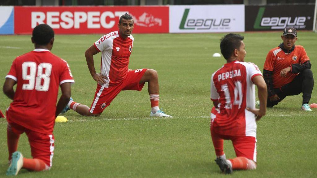 Perseru vs Persija Tetap Digelar di Stadion Marora