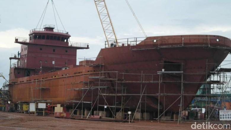 Kemenhub Sediakan 15 Kapal Pendukung Tol Laut Tahun Ini