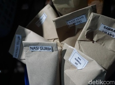 Kuliner Malam di Semarang: Angkringan Pak Gik