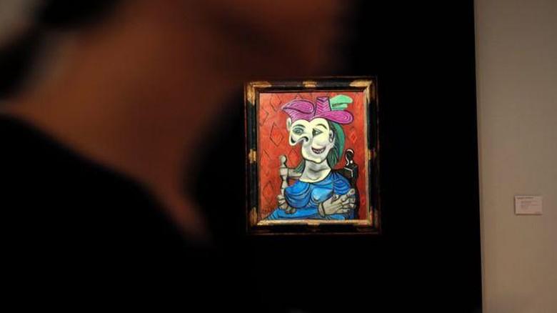 Fantastis! Lukisan Potret Kekasih Pablo Picasso Terjual Rp 598 Miliar