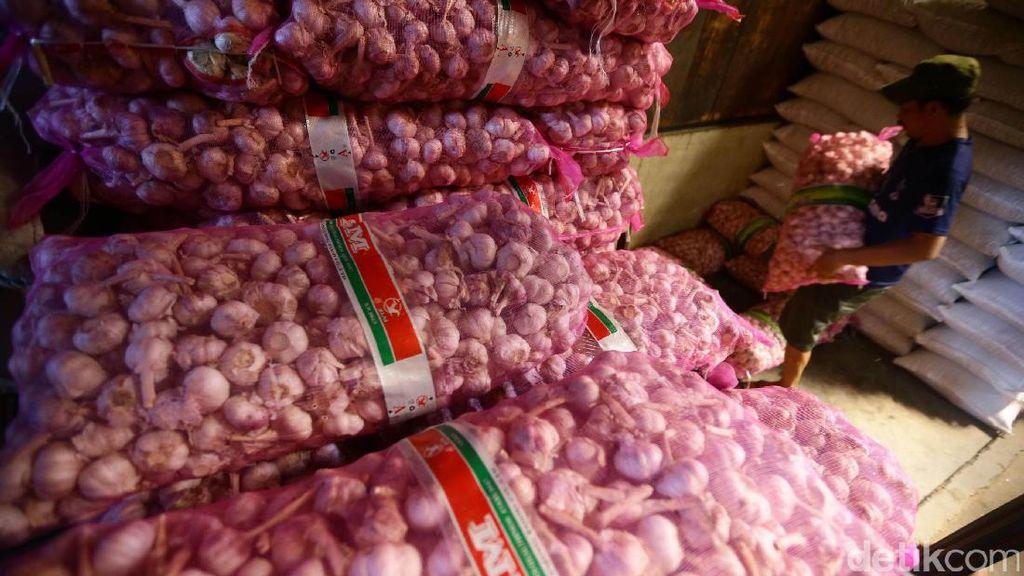 Kurangi Impor, Mentan Siapkan 2.600 Ha Lahan Bawang Putih