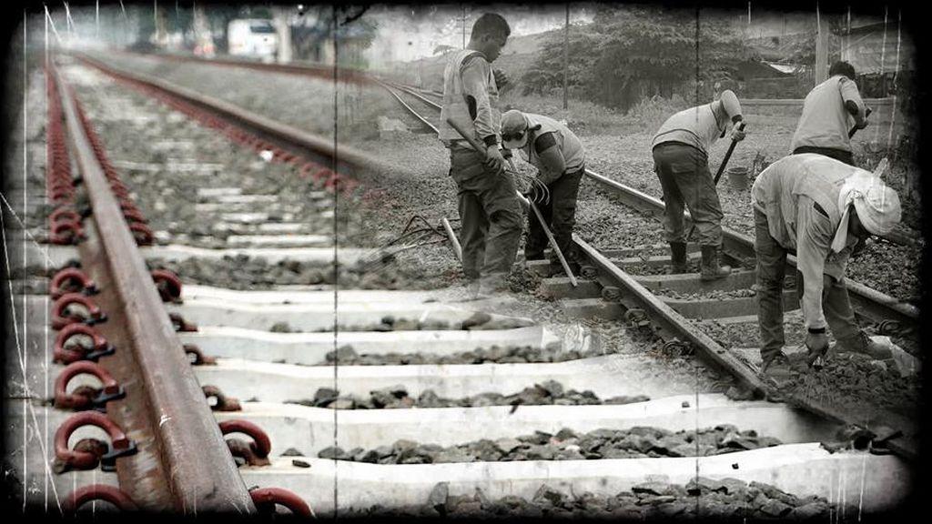 Sepenggal Cerita Masa Kejayaan Kereta Api di Madura