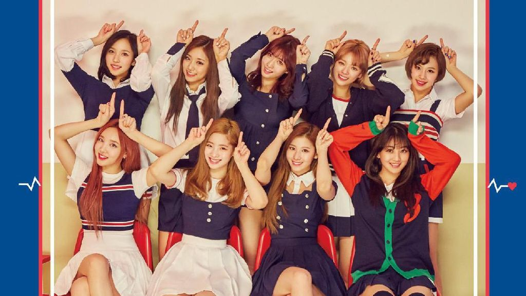 TWICE Puncaki Polling Billboard Best TV-Made Girl Group