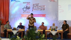 Astra Gelar SATU Indonesia Awards di Babel