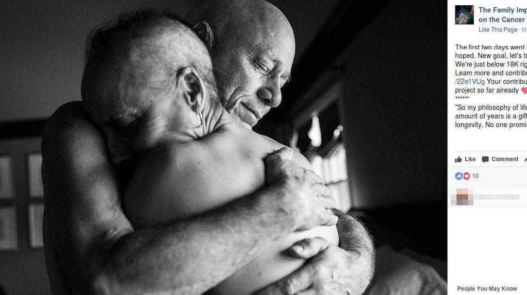 Bikin Terenyuh! Kisah Keseharian Pasutri yang Sama-sama Idap Kanker