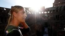 Megahnya Colosseum Roma, Menawannya Maria Sharapova
